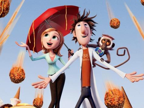 'Cloudy' Sequel Snags Top Box Office Spot