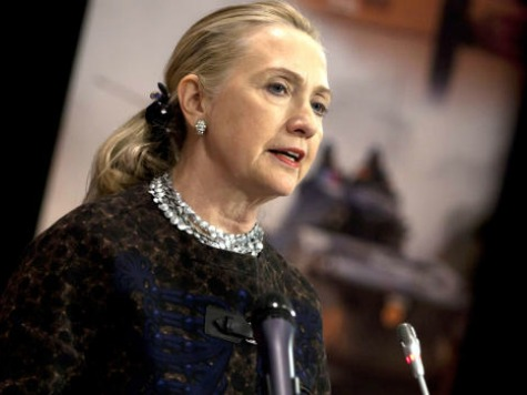 Citizens United Plans New Hillary Film Focusing on Sec of State Tenure