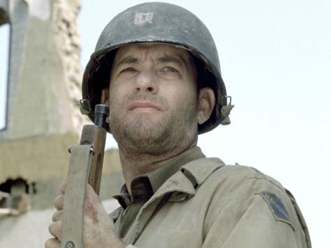 Tom Hanks Throws Support Behind Vets Storming Memorial Barricades