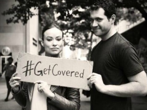 Celebrities Shill for Unpopular, Glitch-Ridden Obamacare on Twitter