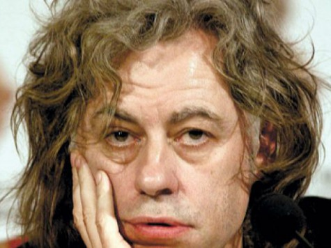Bob Geldof Says Mankind May End in 2030 from Climate Change