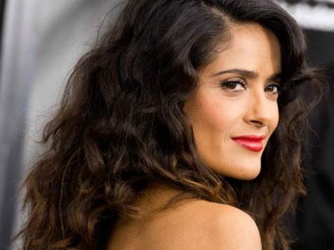 Salma Hayek Warns Amnesty Opponents Cost of Food Would Increase 'If We All Left'
