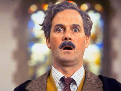 Why John Cleese Daren't Make Jokes about the Religion of Peace