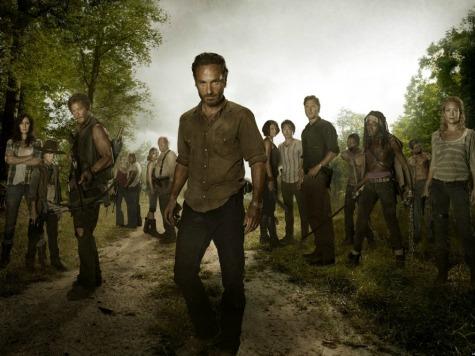 AMC's 'The Walking Dead' Devours Competition in Season Four Debut