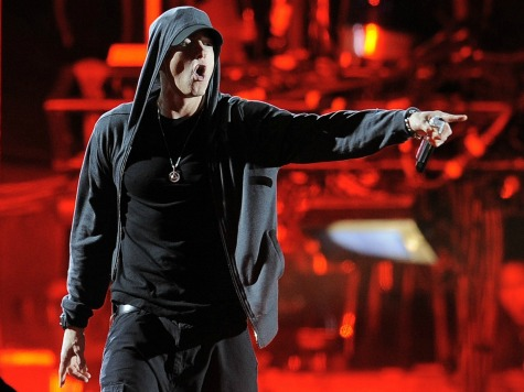 Rapper Eminem's Latest Dubbed 'Divine' but 'Homophobic'