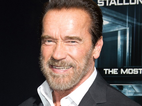 Schwarzenegger: Change Constitution So I Can Run For President