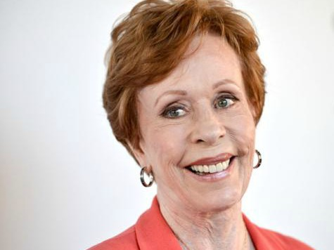 Carol Burnett Get Humor Prize, Pays It Forward