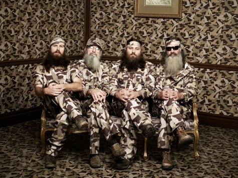 'Duck Dynasty' Cast Reaffirms Pro-Gun Stance, Promotes 'Sin' Control