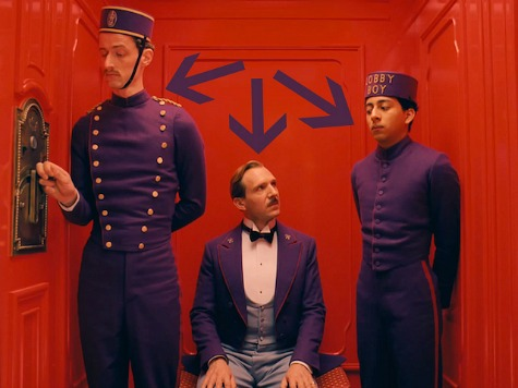 Trailer Talk: Wes Anderson's 'Budapest Hotel' Books Charm to Spare
