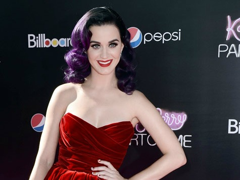 Katy Perry Rebuked for Shilling Pepsi Products