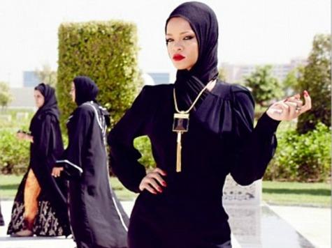 Rihanna's Modest Mosque Photo Shoot Condemned, Singer Slammed as 'Infidel'
