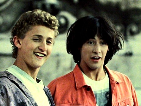 GLAAD Hails Cancellation of 'Homophobic' Bill & Ted Universal Show
