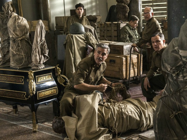 George Clooney's 'Monuments Men' Pushed to 2014