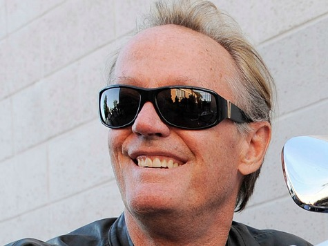 Peter Fonda Wonders if GOP Hacked ObamaCare Site