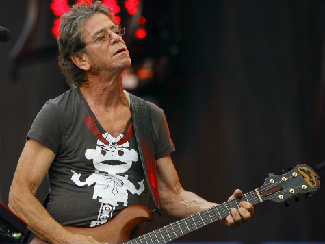 Lou Reed, Iconic Punk Poet, dead at 71
