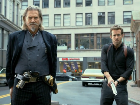 'R.I.P.D.' Blu-Ray Review: Summer Bust Brings Down Jeff Bridges, Comedic Intentions