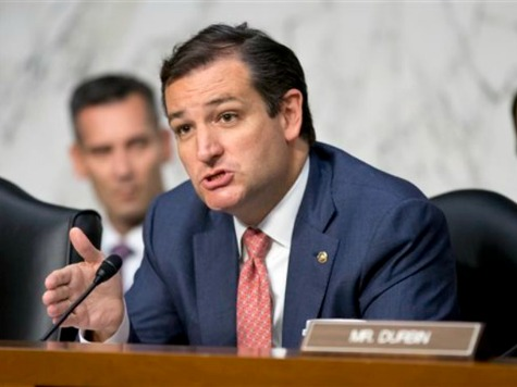 Sen. Ted Cruz to Make Late Night Debut Nov. 8
