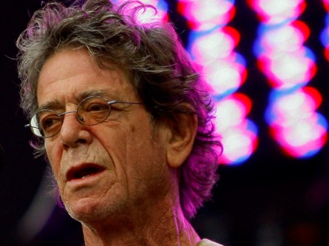Vatican Official Tweets Lou Reed Song in Tribute to Late Punk Rocker
