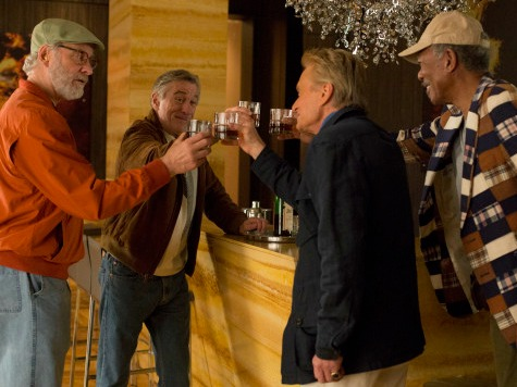 'Last Vegas' Review: A-List Actors Head to Vegas to Collect Paycheck