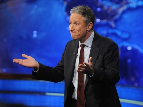 Jon Stewart Begs Media Not to Take His ObamaCare Jokes Seriously