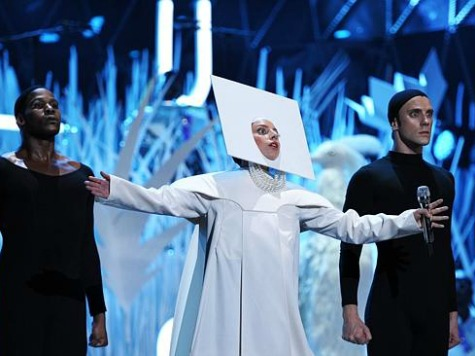 Lady Gaga's Latest Shock Tactics Chase Viewers Away from YouTube Event