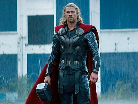 'Thor: The Dark World' Review: Thor-Loki Bromance Highlights Superhero Sequel