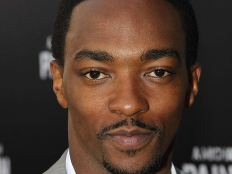 'Hurt Locker' Star Anthony Mackie Charged with Drunken Driving in NYC