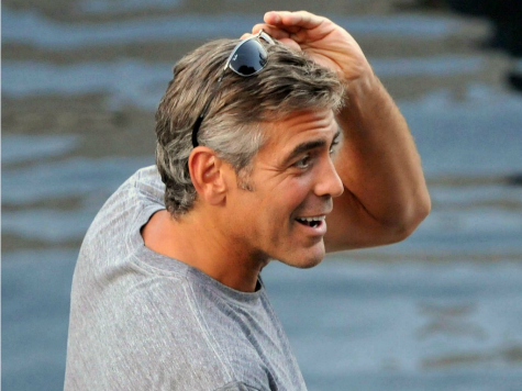 George Clooney: Global Warming Skeptics 'Stupid,' 'Ridiculous'