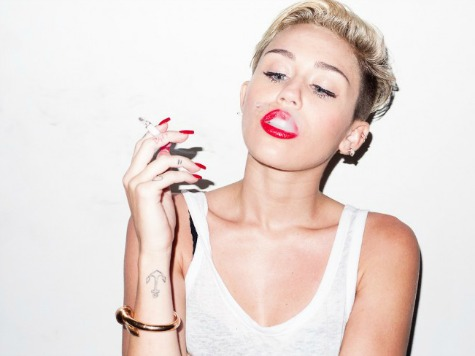 Miley Cyrus Twerks, Smokes Weed on Stage: Where Is Her Stage Mother?