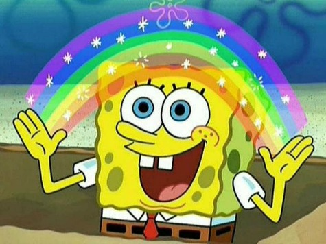 SpongeBob's Welfare Critique Episode Draws Big Ratings