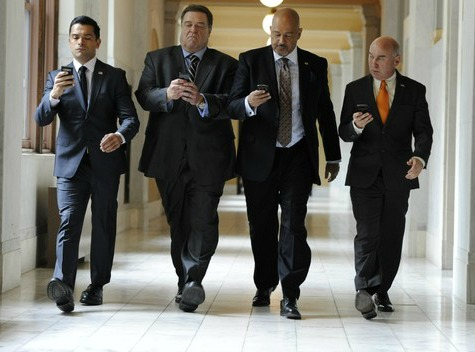 Amazon's 'Alpha House' Slams GOP, Drudge with One-Sided Gags