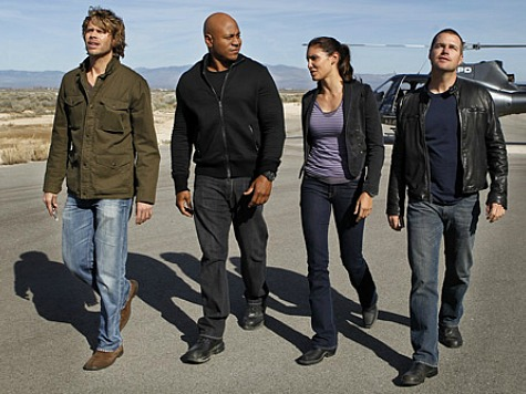 'NCIS: LA' Features 'Ultra Right Wing' Villains with Tea Party Symbol