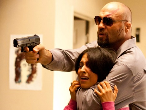 'Ambushed' Blu-Ray Review: Generic Actioner No 'Expendables' Clone