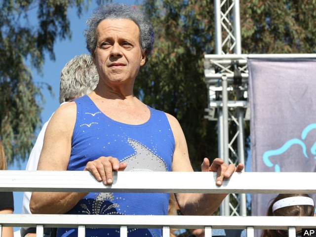 Fitness Legend Richard Simmons: 'The Obamas Have Rejected Me'