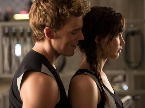 'Hunger Games,' 'Frozen' Smash Thanksgiving Record