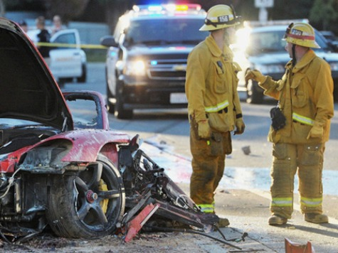 Area of Paul Walker Car Crash Known for Street Racing