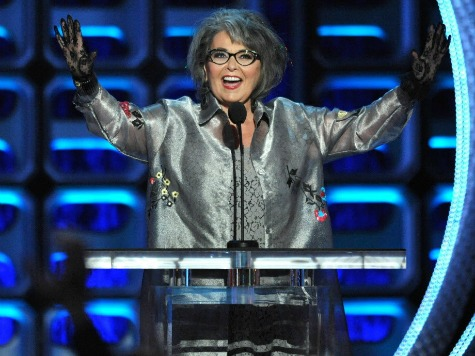 Roseanne Barr Vows Never to Work in Television Again