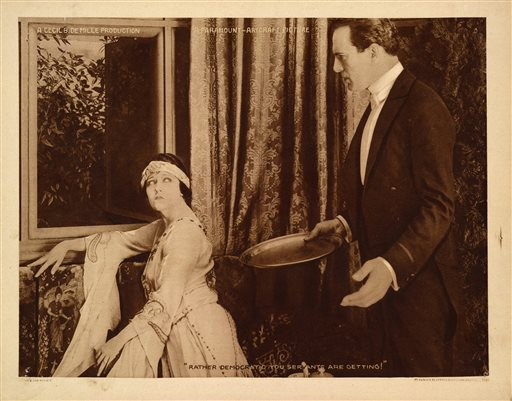 Study Finds Most US Silent Films Have Been Lost
