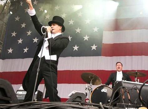 Band Dedicates Bomb-Related Song to Boston, Apologizes Via Facebook