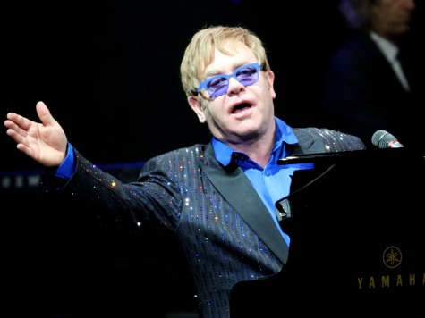 Elton John: Russian Anti-gay Law 'Inhumane and Isolating'