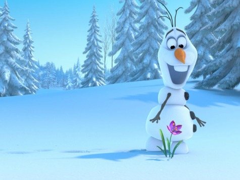 Disney's 'Frozen' Cools 'Catching Fire' at Box Office