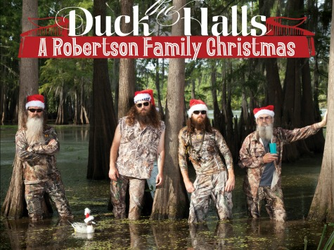 'Duck Dynasty' Carols Outselling Britney Spears, Lady Gaga