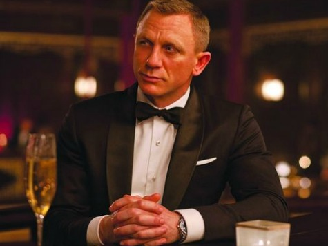 Study: James Bond Was an Alcoholic, Lousy Lover