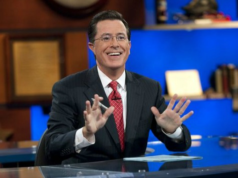 Stephen Colbert Can't Mock ObamaCare, Just Its Critics