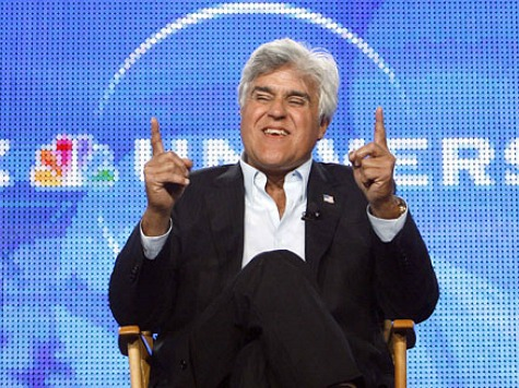Last Laugh: Jay Leno Juggling 10 Post-'Tonight Show' Options