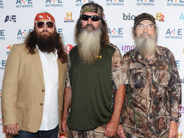 Backlash Grows Against A&E for Benching Duck Dynasty's Phil Robertson
