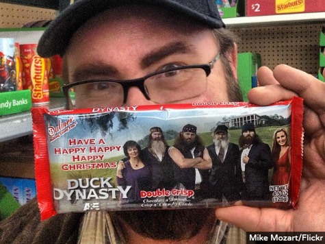 Walmart Selling Out of Duck Dynasty Merchandise