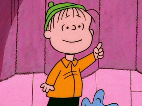 Sarah Palin: Doubtful A&E Would Tolerate Linus Reading Scripture in 'A Charlie Brown Christmas'