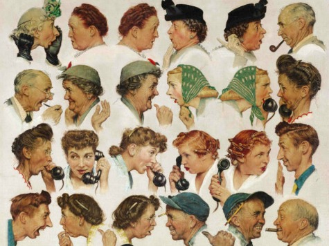 Norman Rockwell's Family Says Book on Late Artist Riddled with Errors