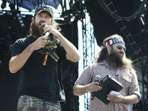 A&E to LGBT Group: 'Duck Dynasty' Family 'Open' to Dialogue with Gays, Blacks